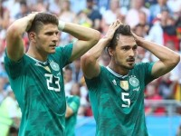 En contra de los pronósticos: Alemania fue eliminada de Rusia 2018