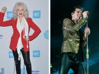 "CYNDI LAUPER Y PANIC AT THE DISCO INTERPRETARON JUNTOS EL TEMA ""GIRLS JUST WANNA HAVE FUN"""
