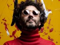 El cantante argentino Fito Páez presenta su nuevo disco en Uruguay