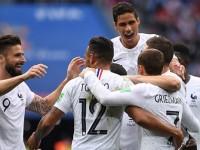Francia  clasificó  a semifinales del Mundial Rusia 2018