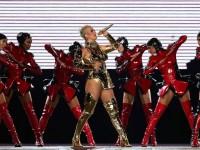 Gran cierre el de Katy Perry en concierto  de Rio Lisboa