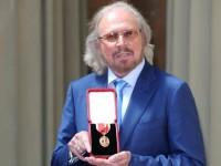 Al Vocalista de Bee Gees, Lo nombran Caballero Británico