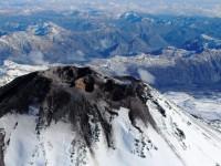 Chile en alerta roja por actividad volcánica en Nevados de Chillan