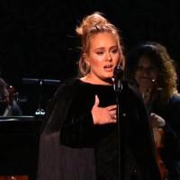 Adele pidió disculpas por equivocarse en homenaje a George Michael