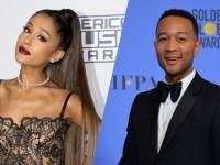 """John Legend y Ariana Grande grabarán el tema de """"La Bella y la Bestia"""""""