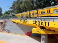 Buenos Aires inaugura un paso bajo nivel dedicado a Gustavo Cerati