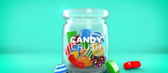 Candy Crush gana unos $800.000 por día gracias a compras dentro del juego
