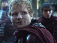 Ed Sheeran borra su cuenta de Twitter luego de las críticas por su cameo en 'Game of Thrones'