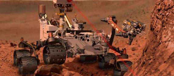 Ecos Virtuales – Curiosity en Marte
