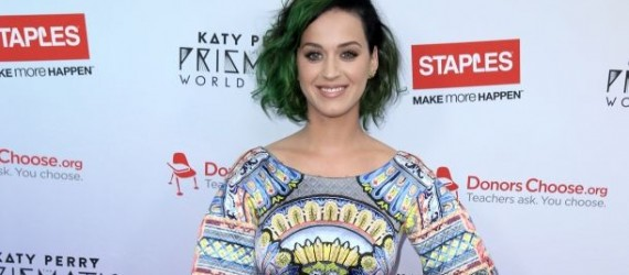 "Katy Perry regresa muy disco con ""Chained to the Rhythm"", su nuevo tema"
