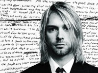 Hallan carta que Kurt Cobain escribió para Courtney Love