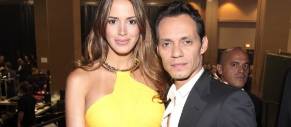 Marc Anthony pagará $10,000 mensuales a Shannon de Lima tras divorcio