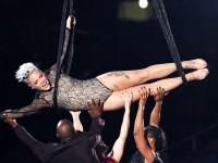 Pink responde a las acusaciones de que Lady Gaga la copió en su presentación del Super Bowl