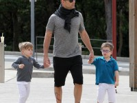 Ricky Martin lanzará música y ropa para niños