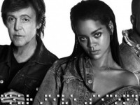 "Rihanna, Paul McCarney y Kanye West hacen historia con el tema ""Four Five Seconds"""