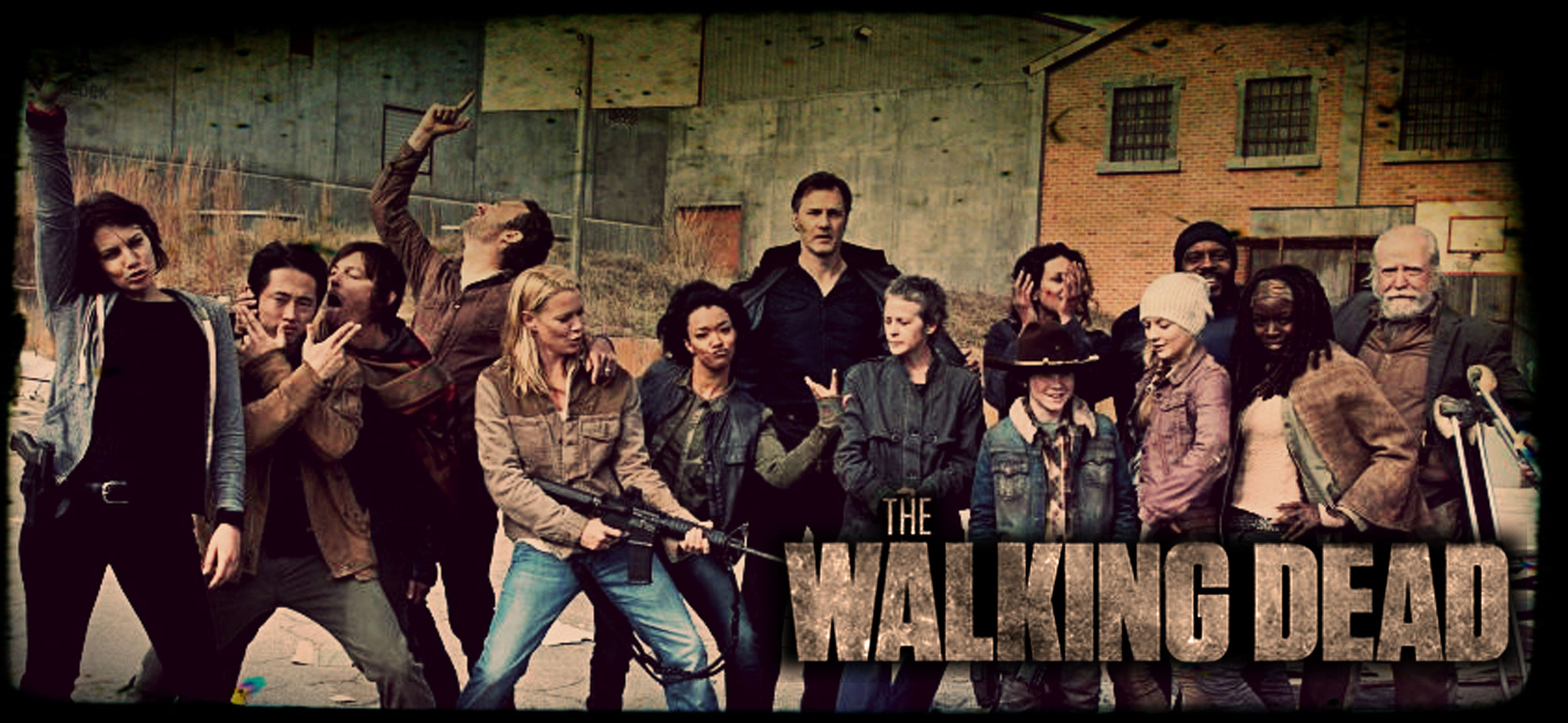 Best Walking Dead Cuarta Temporada Gallery - Casas: Ideas, imágenes ...